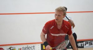 Joel Makin the first Welsh male player to reach British Open main draw in 10 years