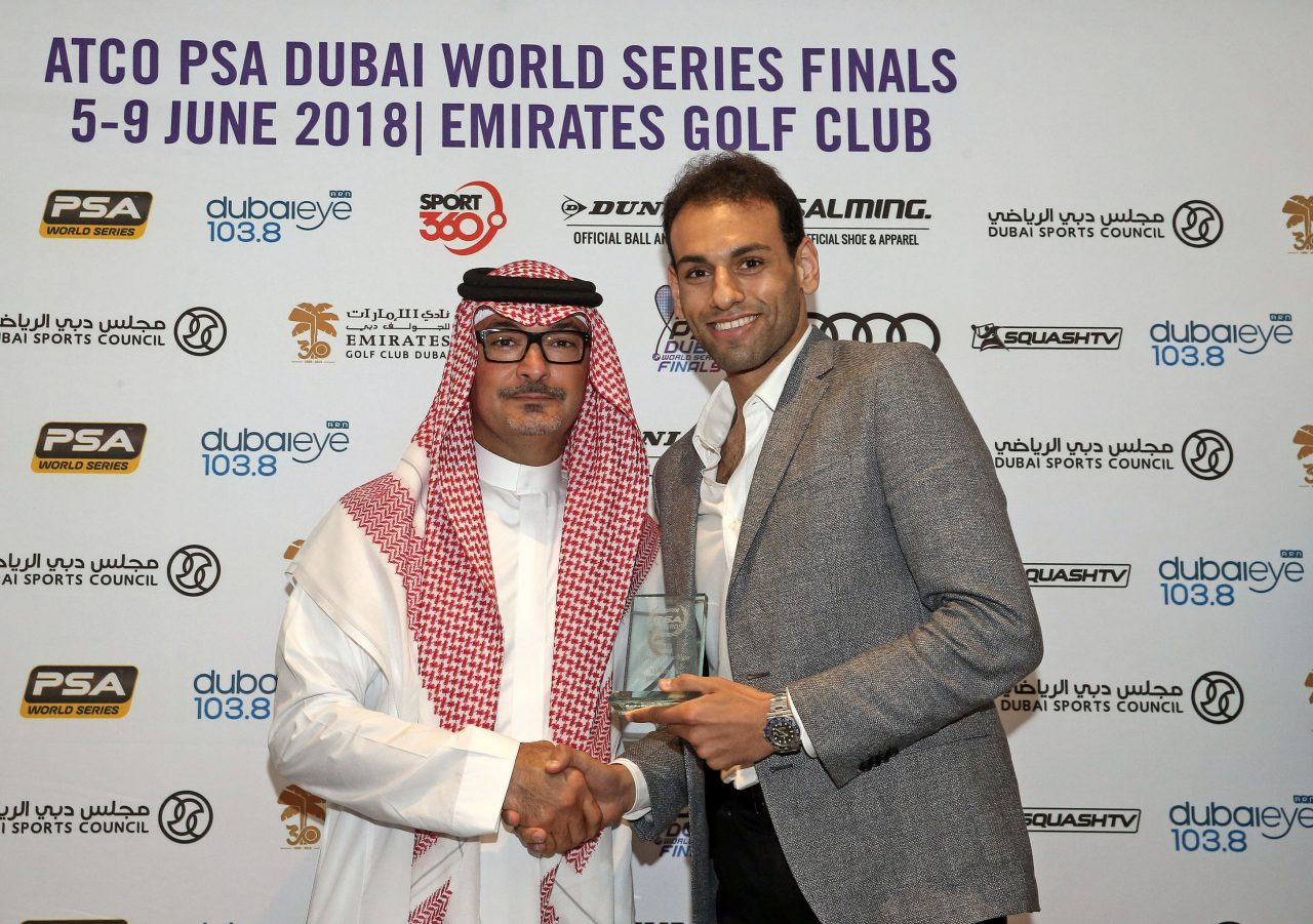 squash mad egypt take the top honours at psa awards night