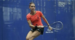 Camille Serme soars back to number five in June PSA rankings