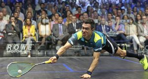 Egypt take top four slots as Miguel Rodriguez roars back to six in the rankings