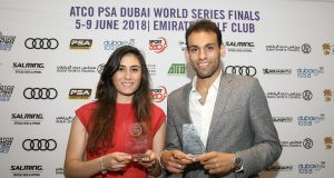 Egypt take the top honours at PSA Awards night