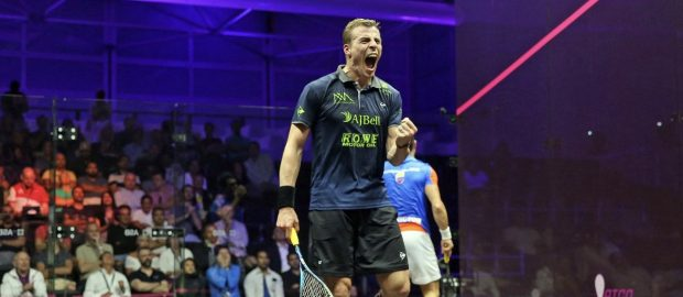 PSA World Series Finals: Fairytale ending still on the cards for Nick Matthew