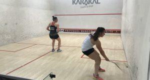 Qualifier Lucy Beecroft meets top seed Lisa Aitken in Bangor final