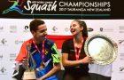 Tarek and Araby seeded to retain World Junior titles