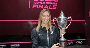 Reigning champion Laura Massaro faces day one danger in Dubai
