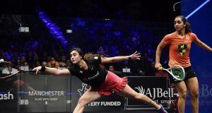 Nour El Sherbini celebrates 26 months as world number one
