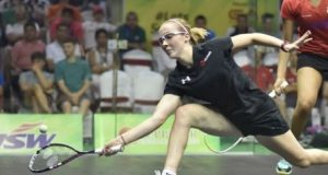 Lucy Turmel stops Egyptian clean sweep in World Juniors