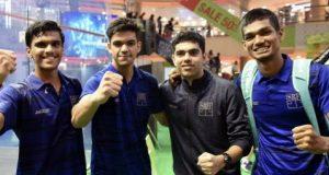 Hosts India scrape into last 16 of World Junior Team Champs