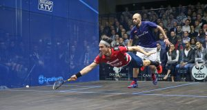 New columnist Barry Watkins: How squash needs to become a glamour sport