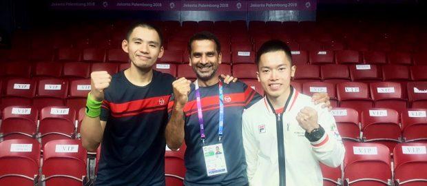 Malaysia and Hong Kong dominate semis at Asian Games