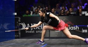 Nour El Sherbini is fifth-longest world number one of all time at 22 years old