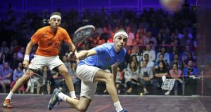 Squash and technology: PSA announces partnership with Sports Data Labs
