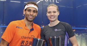 World champions Mohamed ElShorbagy and Raneem El Welily top seeds in San Francisco