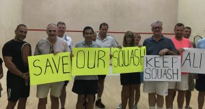 SAVE OUR SQUASH: More clubs join the fight to save courts being closed by David Lloyd