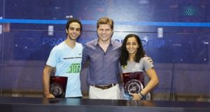 Egypt's El Welily and Abouelghar Capture China Open Titles in Shanghai