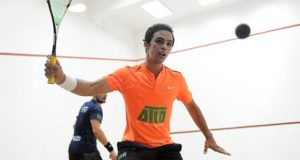 Egypt's Abouelghar Topples Gaultier to Reach China Open Semis