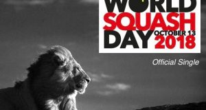 World Squash Day on song to hit the right notes with release of 'Africa' as the Official Single
