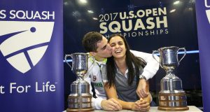 Ali Farag meets Paul Coll in tough US Open test