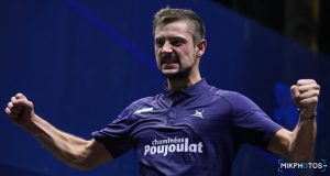 France's Masotti Downs Tuominen to Reach Open International de Squash de Nantes Semi-Finals