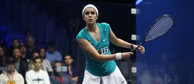 Nour El Tayeb and Sarah-Jane Perry top seeds in Brooklyn