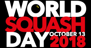 Creative clubs reach out on World Squash Day
