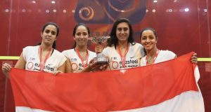 Egypt sink England to retain Women's World Team title in China