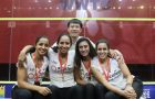 Dalian delights at historic World Teams success