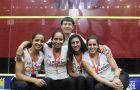 Dalian delights at historic World Teams success