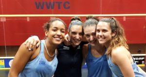 France and Hong Kong gatecrash Women's World Team semi-finals