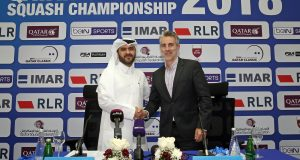 Qatar to host 2019-20 PSA Men's World Championship