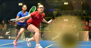 Squash prepares for inaugural Youth Olympic Games showcase