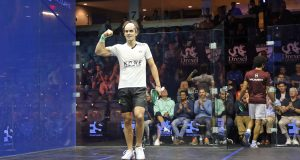 Kiwi Paul Coll topples Tarek Momen in US Open classic