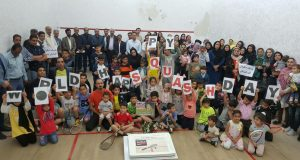 Stars shine on World Squash Day