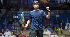 Malaysia's Ng Eain Yow breaks local hearts