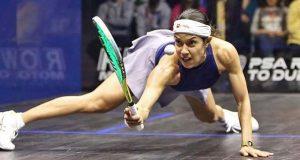 Squash legend Nicol David exits world top 10