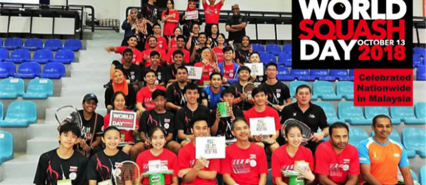 World Squash Day Abuzz in South East Asia