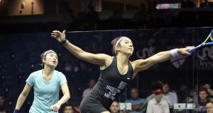 Brits on the charge as Sobhy and Harrity raise home hopes