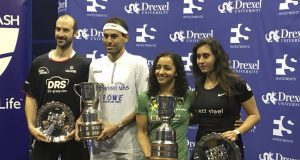 Raneem El Welily and Mohamed ElShorbagy make it an Egyptian double at US Open