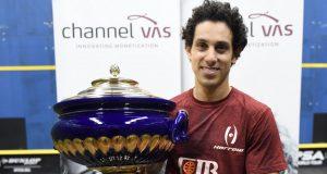 Tarek Momen wins Channel VAS Championship to end trophy drought