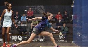Alice Green meets Georgia Adderley in British Junior final repeat
