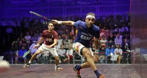 Mohamed ElShorbagy top seed in Black Ball Platinum event