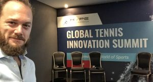 Tennis copies template for the future of squash as FWB wins major award at ATP Finals