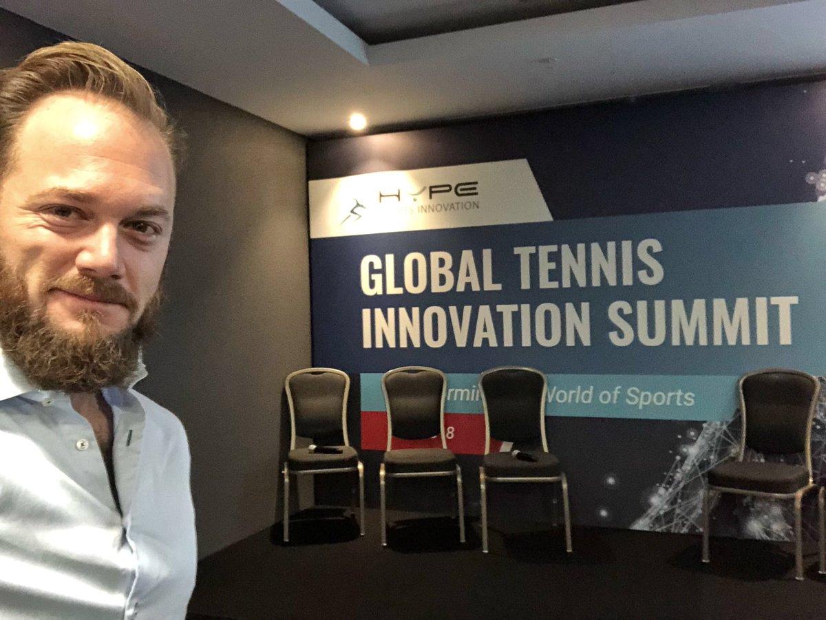 Tennis copies template for the future of squash as FWB wins major award at ATP Finals