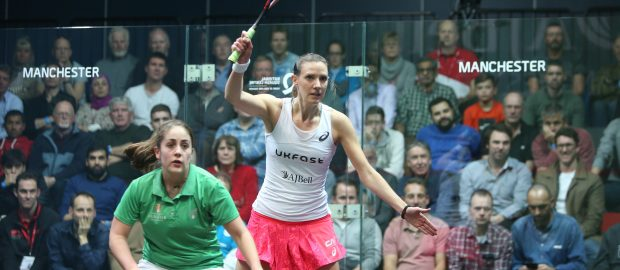 Women take centre stage in Manchester Open
