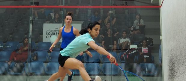 Trio of upsets in Singapore as top seed Wee Wern stays on course