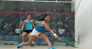 Indian pair gate crash Singapore Open semis