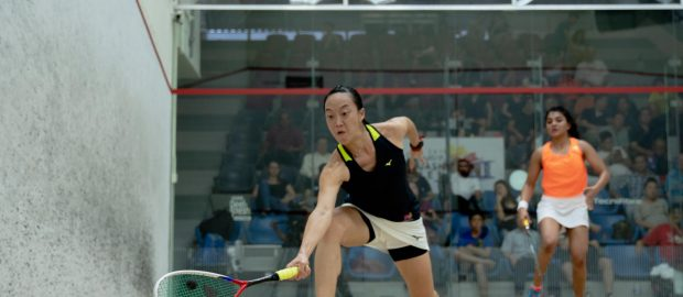 Top seeds Low Wee Wern and Lee Ka Yi to contest in Singapore final