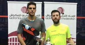 Daryl Selby beats Omar Mosaad to win first title in two years
