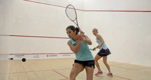 Millie Tomlinson downs Nicol David as Laura Massaro falls to Yathreb Adel