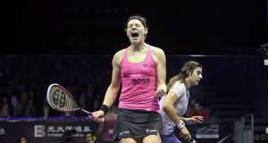 Sarah-Jane Perry topples Nour El Sherbini as Raneem El Welily takes over at number one